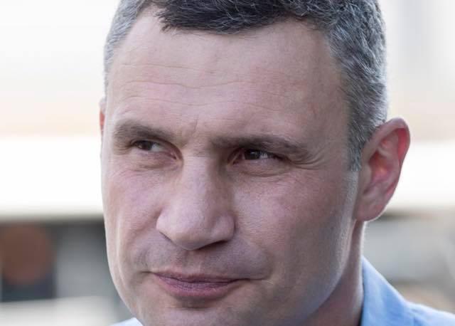 Кличко обратился к Зеленскому с резкой критикой Богдана