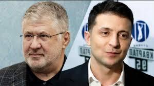 Коломойский рассказал о своих контактах с президентом Зеленским
