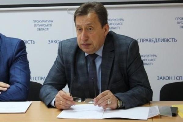 Роман Синицын опубликовал компромат на губернатора Луганщины
