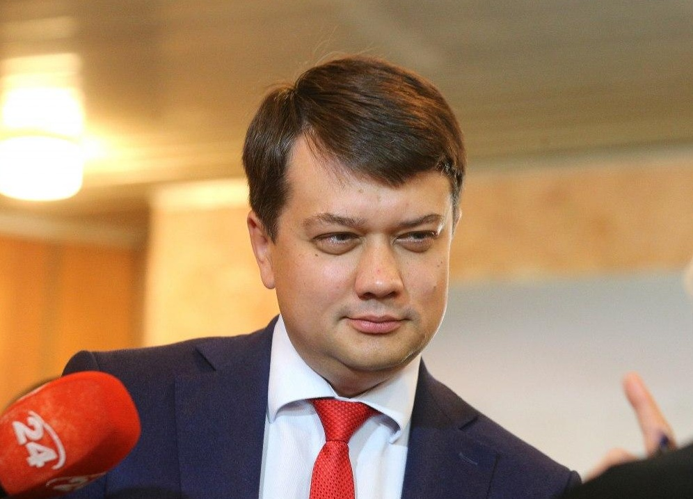 Разумков пояснил ситуацию с досрочными местными выборами