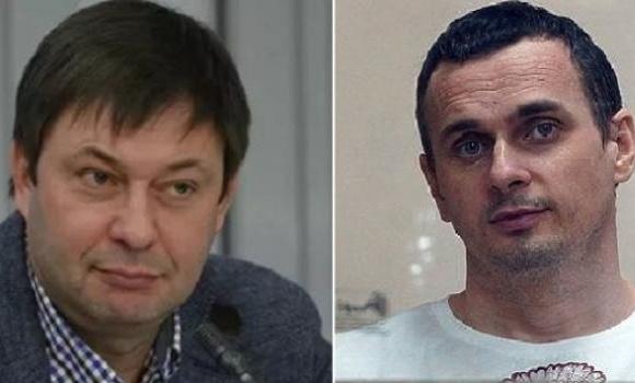 Зеленский ответил на предложение Кремля по освобождению Вышинского