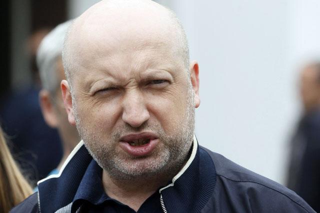 Турчинов поражен результатом партий реванша