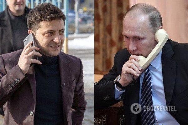 Зеленский проведет еще один разговор с Путиным