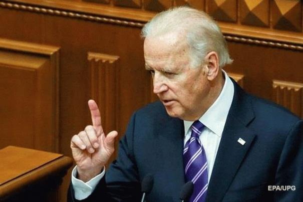 Байден в случае избрания президентом пообещал сделать Украину приоритетом США