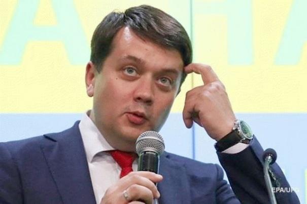 Разумков прокомментировал темы раскола и создания коалиции
