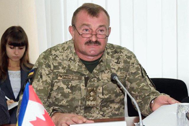 Через неделю после указа Зеленского Сырский передал дела Кравченко