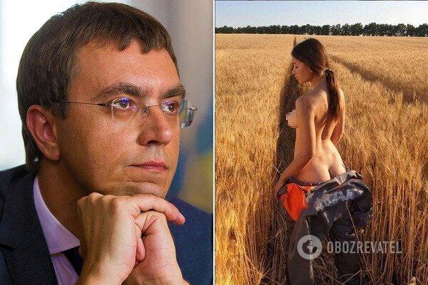 Эпатажная модель из Днепра рассказала о своей встрече с министром
