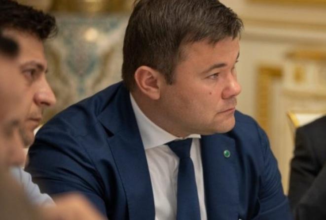 Богдан вновь зацепил Кличко