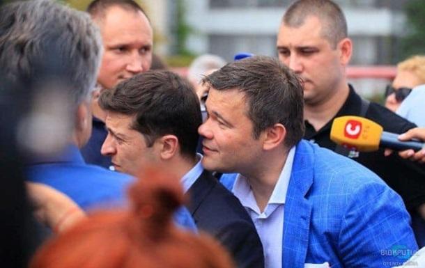 Зеленский о ситуации с Богданом: «Я ничего не подрывал»