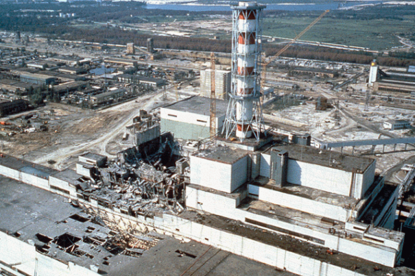 В США рассекретили доклад разведки о Чернобыльской катастрофе