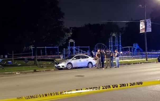 В США за сутки три массовых расстрела людей: трагедии в Эль-Пасо, Дейтоне и Чикаго