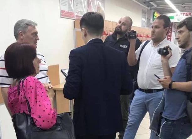 Луценко отреагировал на задержание Грымчака