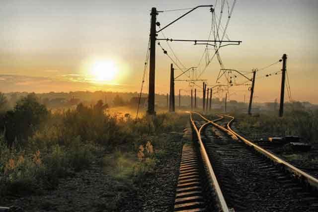 Укрзализныця запустила движение поездов в зоне ООС