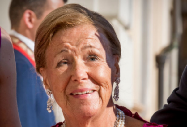 В Нидерландах умерла принцесса Мария Кристина