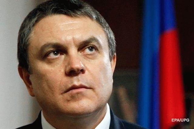 Главарь «ЛНР» пригласил Зеленского в Луганск на переговоры