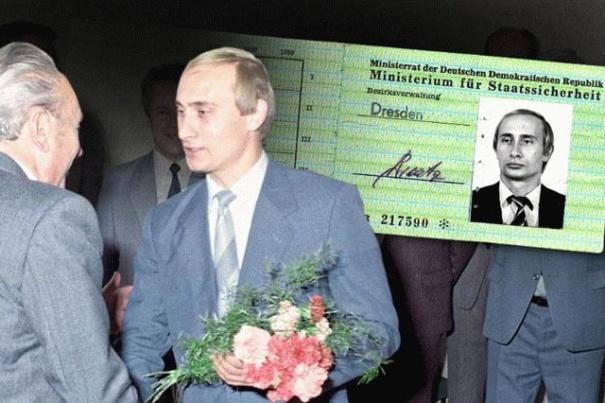 В Британии снимут сериал о «русском шпионе» Путине