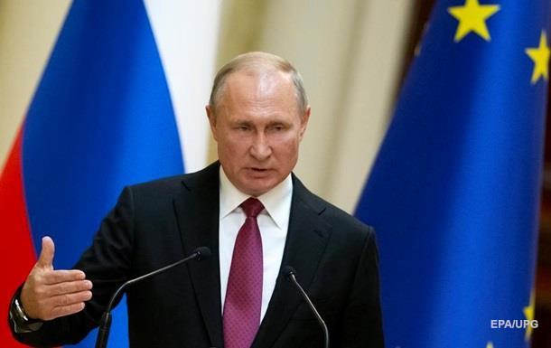 Путин заявил, что Россия ответит на испытание американцами новой ракеты