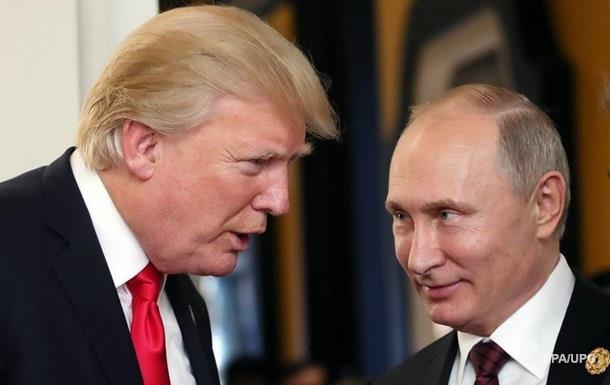Трамп позвонил Путину с предложением помощи