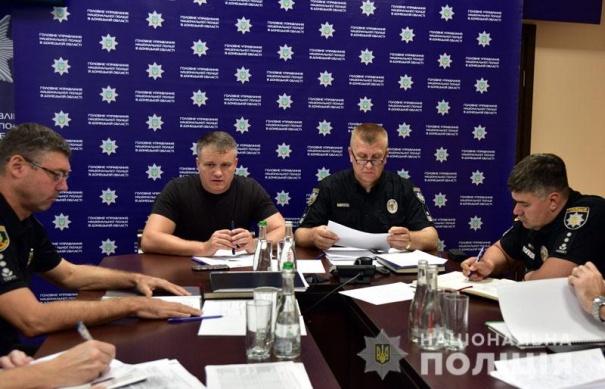 Для деоккупации Донбасса подготовили 800 полицейских
