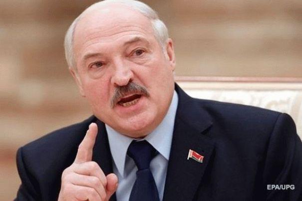 Лукашенко предложил взять под контроль украинско-российскую границу на Донбассе