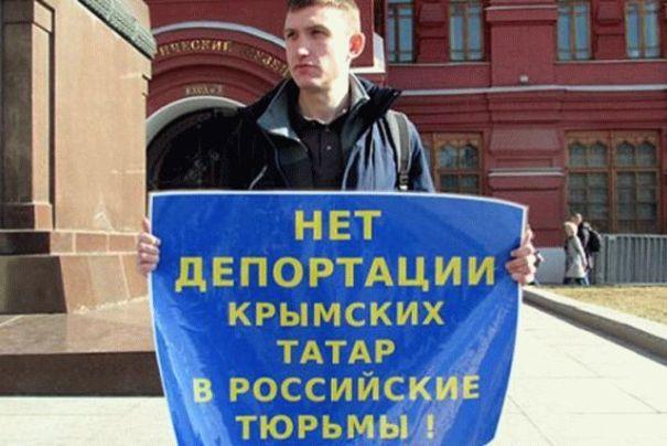 В России отправили в колонию Константина Котова, призывавшего освободить пленных украинцев