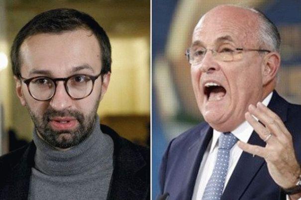 Лещенко обвинил адвоката Трампа