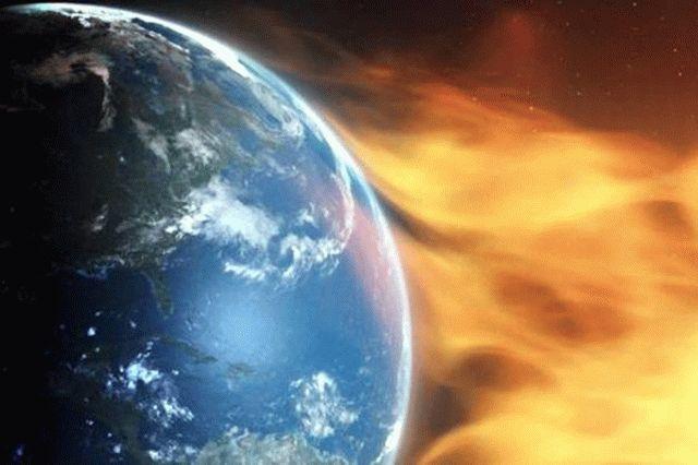 Землю накрыла мощная магнитная буря