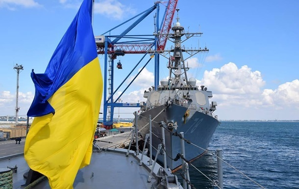 Украина намерена установить морскую границу с Россией