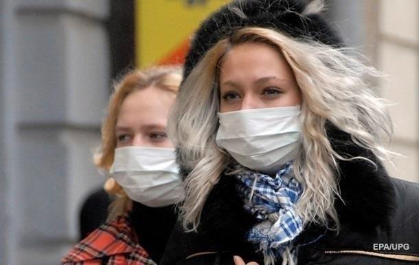 В Украине ожидается циркуляция четырех штаммов вируса гриппа