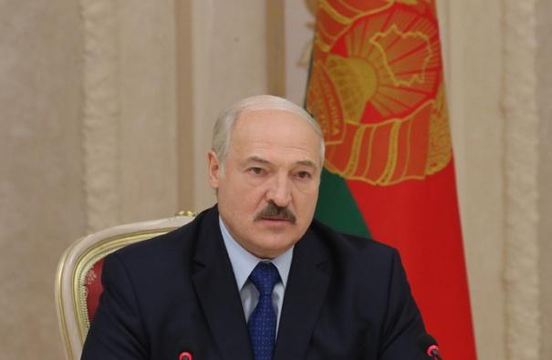 Лукашенко высказался о возвращении Крыма Украине