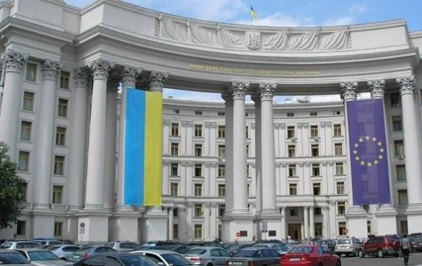 Украина выразила протест Венгрии из-за заявления о войне на Донбассе