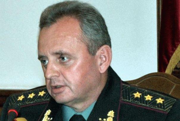 Зеленский уволил в запас генерала армии Муженко