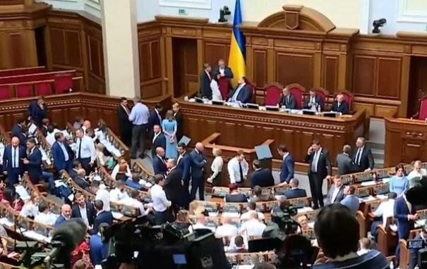 Рада приняла закон об импичменте президента