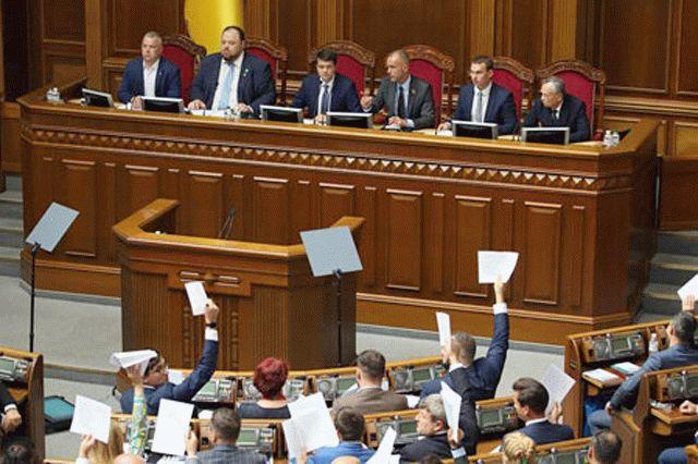 Депутаты от «Слуги народа» жалуются на Офис президента