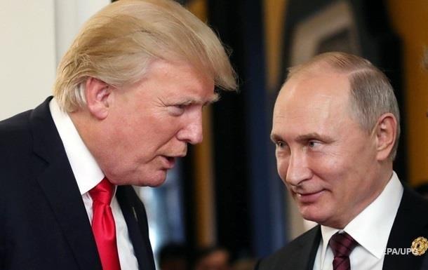 В США хотят рассекретить переговоры Трампа с Путиным