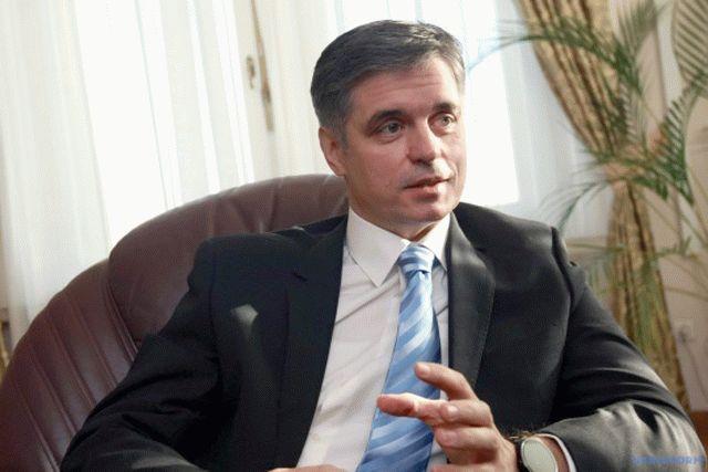 Пристайко конкретизировал условия проведения выборов в ОРДЛО