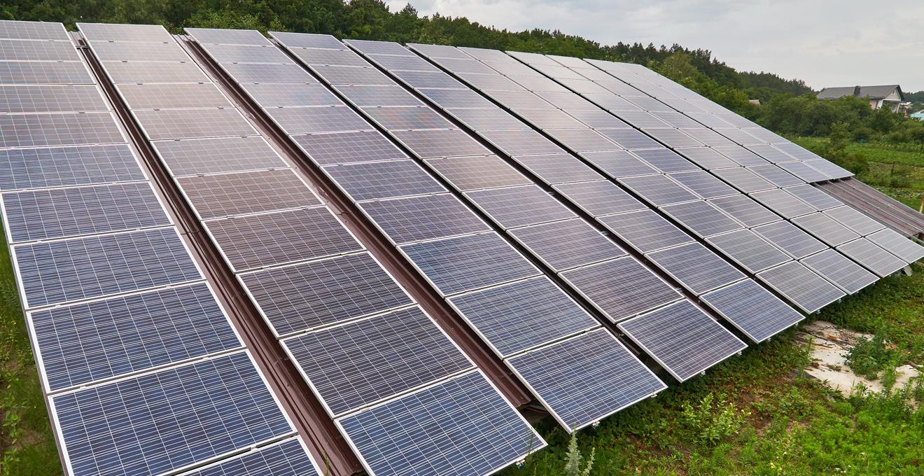 Економія та комфорт с сонячними батареями