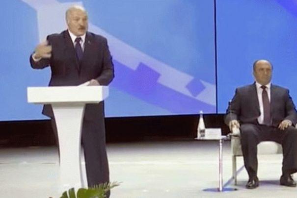 Лукашенко назвал Украину Россией и отшутился