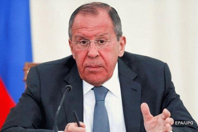 Лавров обвинил Украину в попытке сорвать договоренности
