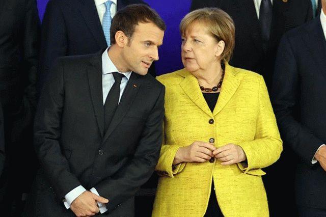 Германия и Франция сделали совместное заявление по Донбассу