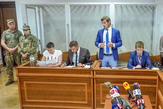 Есть риск побега: ГПУ хочет арестовать Савченко и Рубана