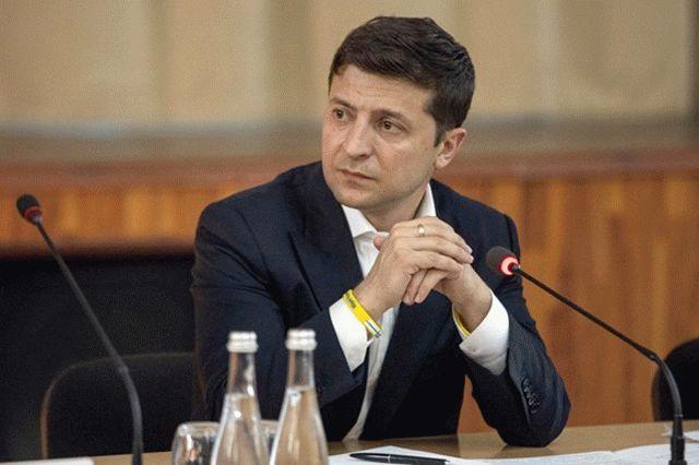 Зеленский в ответ на протесты предпринимателей предложил мораторий на проверки