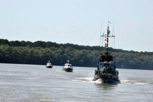 Украина начала развертывание отряда морской охраны на Дунае