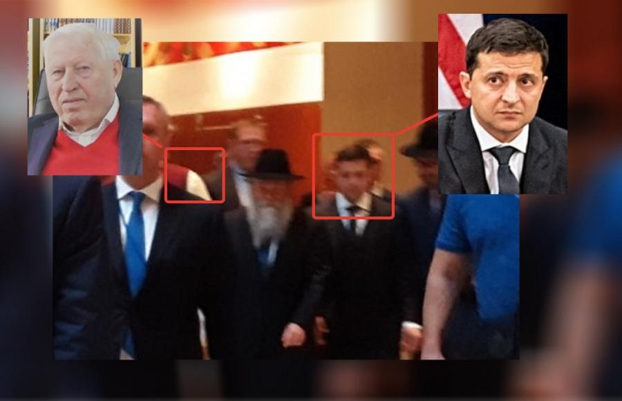 В Офисе президента опровергают встречу Зеленского с Кислиным