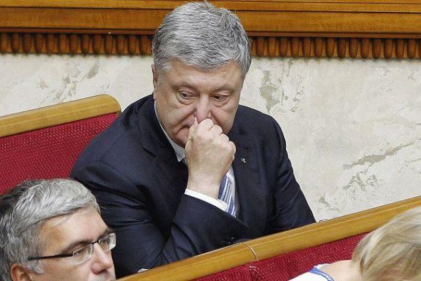 У Рябошапки готовят подозрение Порошенко