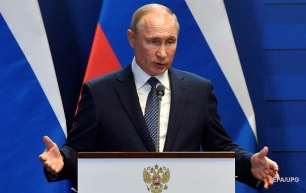 Путин высказался о контактах Зеленского с добровольцами