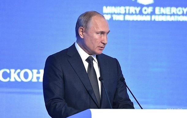 Путин заявил о мощном давлении со стороны США