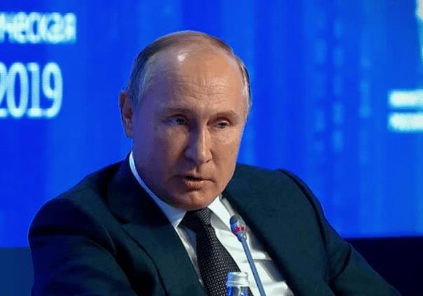 Путин отослал журналиста NBC News к Зеленскому