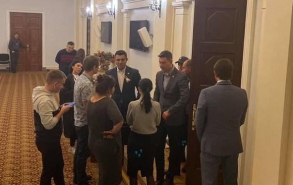 Депутаты «Слуги народа» выдвинули претензии Гончаруку