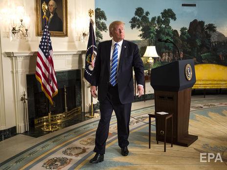 Трамп заявил, что до Зеленского в Украине была поразительная коррупция